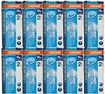 10 x Osram Halostar 64415 Ampoule Hal...