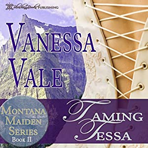 Taming Tessa Audiobook