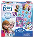 Frozen 6-in-1 Classic Games