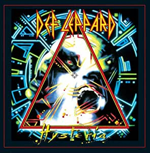 Hysteria [Vinyl]