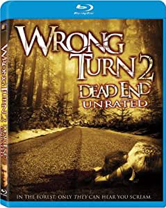 NEW Wrong Turn 2-dead End - Wrong Turn 2-dead End (Blu-ray)