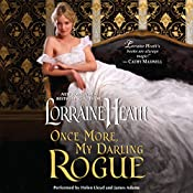Once More, My Darling Rogue: Scandalous Gentlemen of St. James, Book 2 | [Lorraine Heath]