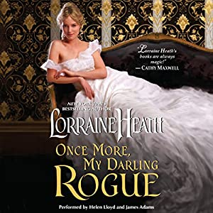 Once More, My Darling Rogue Audiobook