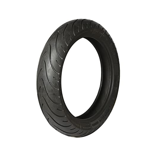 Michelin Sirac Street 3.25-19 54P Tube-Type Bike Tyre, Front