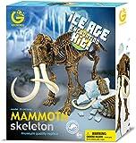 Geoworld Ice Age Excavation Kit - Mammoth Skeleton