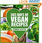 Vegan: 365 Vegan Recipes (Everyday Ve...