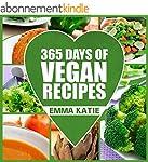 Vegan: 365 Vegan Recipes (Everyday Ve...