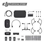 DJI Mavic Air Fly More Combo, Arctic White Portable Quadcopter Drone