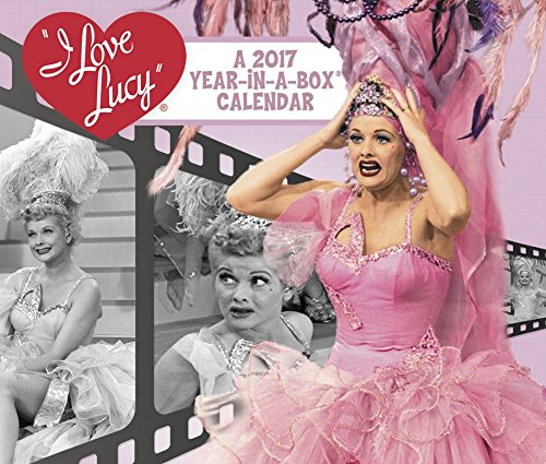 I Love Lucy Year-In-A-Box Calendar (2017)
