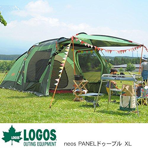 ロゴス neos PANELドゥーブル XL[4~5人用]
