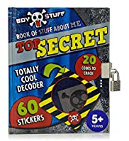Top Secret Book