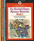 img - for The Sherluck Bones Mystery-Detective [Books 1-5] book / textbook / text book