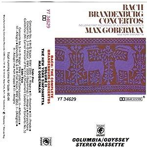 Brandenburg Concertos 4-6 Including First Recordings of Alternate Movements