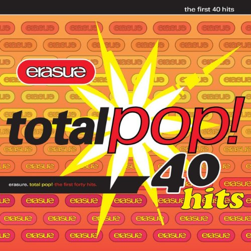 Erasure - Total Pop The First 40 Hits (2 Cd Set) - Zortam Music