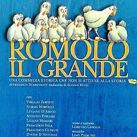 Romolo il Grande (Original Movie Soundtrack) (Una commedia storica che non si attiene alla storia)
