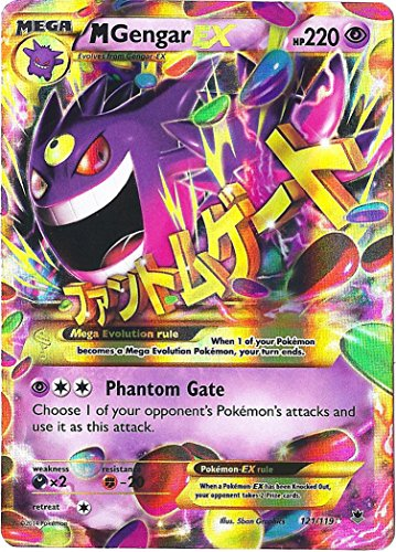 Pokemon garchomp ex xy09 promo card from collection box english