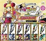 ケリ姫スイーツ モバイルタッチペン 全6種セット ガチャガチャ