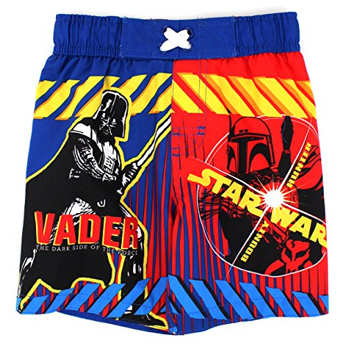 Star Wars Boys Swim Trunks
