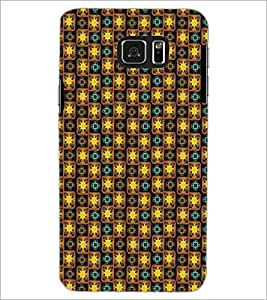 SAMSUNG GALAXY NOTE 5 STAR PATTERN Designer Back Cover Case By PRINTSWAG