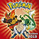Pokemon 2013 Wandkalender