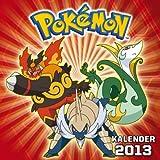 Pokémon Wandkalender 2013