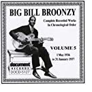 Big Bill Broonzy Vol. 5 1935 - 1936