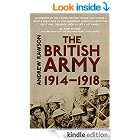 The British Army 1914-1918