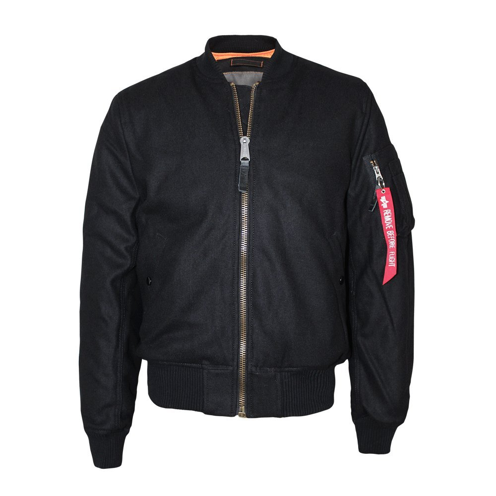alpha industries MA-1 Wool online bestellen