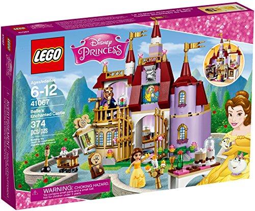 レゴ (LEGO) ディズニープリンセス ベルの魔法のお城 41067