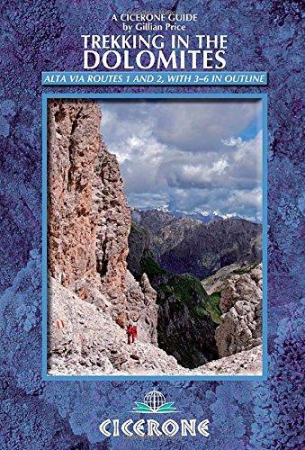 Trekking in the Dolomites (Mountain Walking)