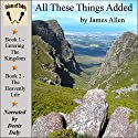 All These Things Added Audiobook by James Allen Narrated by Denis Daly