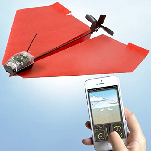 App Controlled Paper Airplane