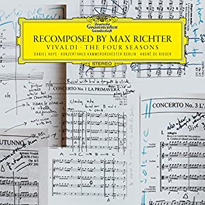 Recomposed By Max Richter: Vivaldi The Four Seasons (Jewelcase)