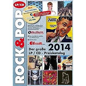 Der große Rock & Pop LP / CD Preiskatalog 2014