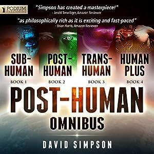 The Post-Human Omnibus Audiobook