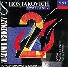Chostakovich-Ouv.Fete-Symp.N 2-Chant de la Foret-Ashkenazy-R Oyal Philharmonic Orchestra