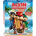 Alvin and the Chipmunks: Chipwrecked (Blu-ray + DVD + Digital Copy) (Bilingual)