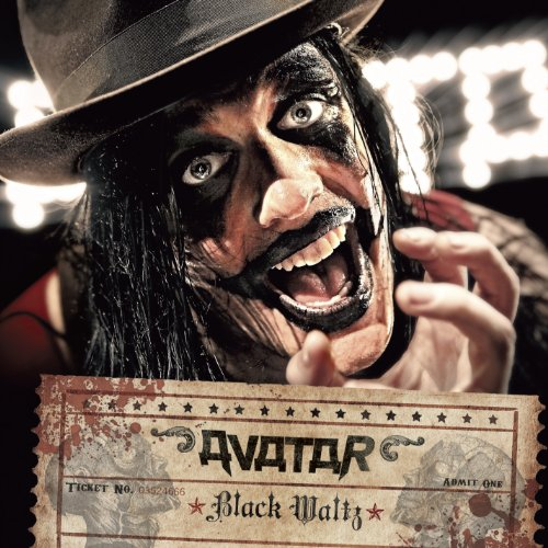Avatar-Black Waltz-CD-FLAC-2012-GRAVEWISH Download