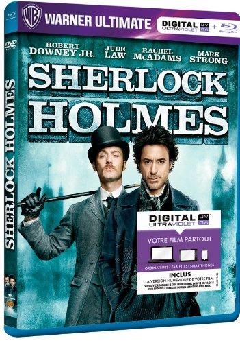 Sherlock Holmes - Warner Ultimate (Blu-ray+ Copie digitale UltraViolet)