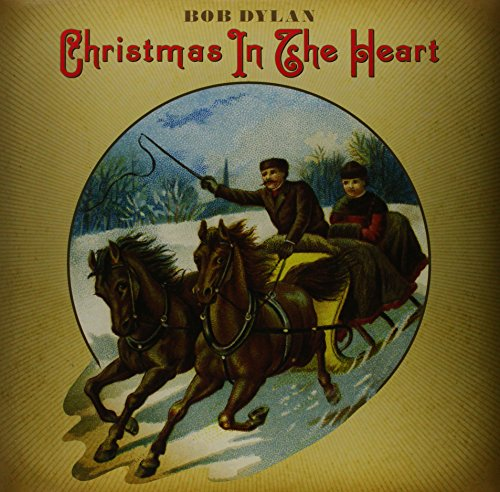 Album Art for Christmas in the Heart by Bob Dylan