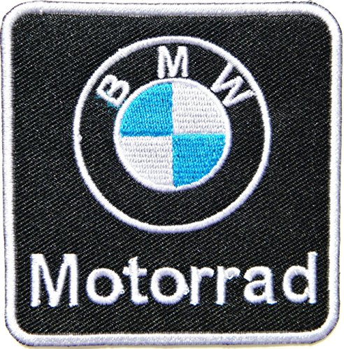 BMW motorbike motorcycle polo shirt Embroidered Patch