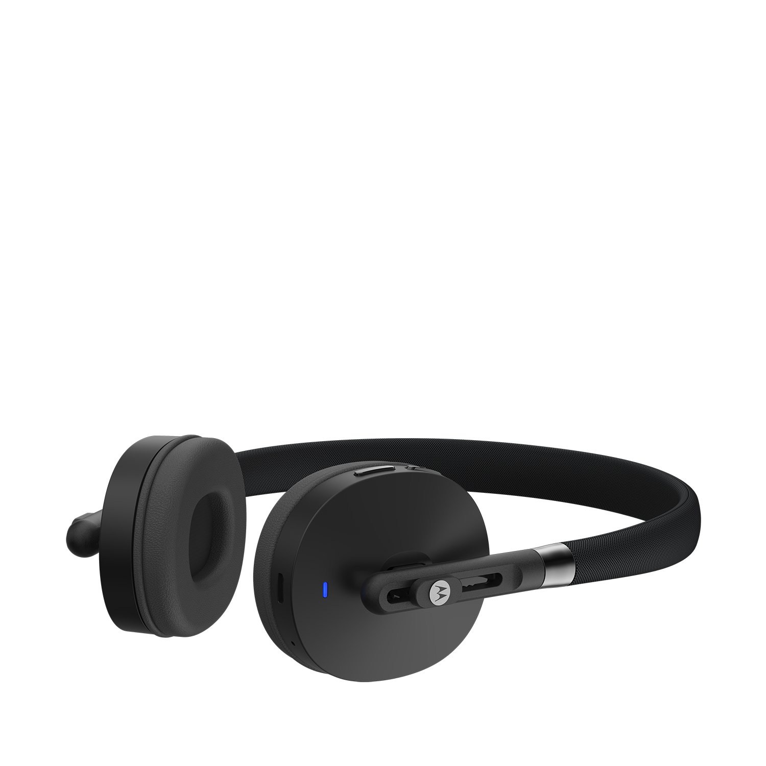 Amazon: Motorola S505 Moto Pulse Wireless On-Ear Headphone (Black-Chalk) @ Rs.1,146/- (84% OFF)