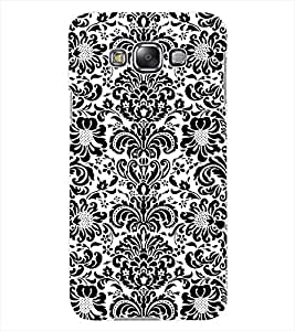ColourCraft Beautiful Pattern Design Back Case Cover for SAMSUNG GALAXY GRAND MAX G720