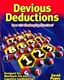 img - for Devious Deductions: Over 125 Challenging Exercises! Designed for Maximum Fun and Cognitive Conditioning book / textbook / text book