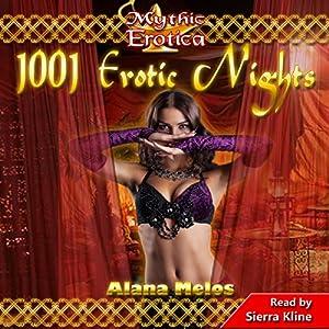1001 Erotic Nights (Mythic Erotica) Audiobook