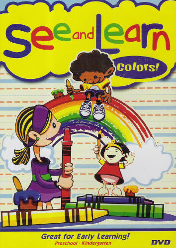 Amazon.com: See and Learn -- Colors: Digiview Productions