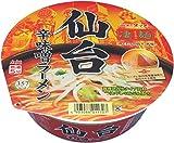 ヤマダイ 凄麺 仙台辛味噌ラーメン 152g×12個