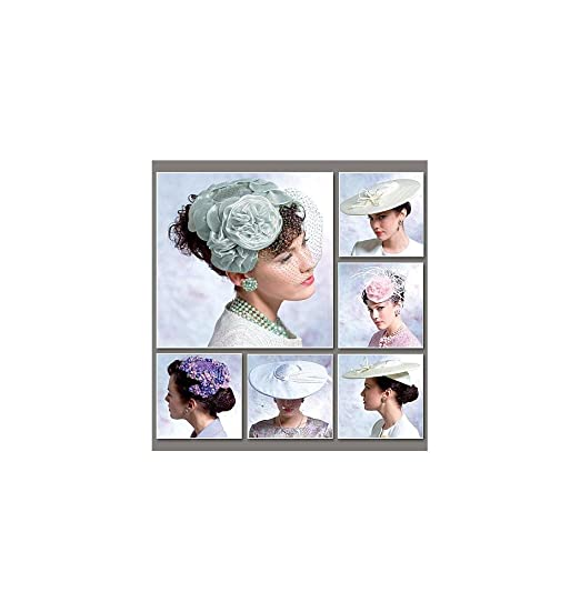 1950s Style Hats for Sale Vintage Hats $11.37 AT vintagedancer.com