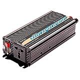 Ocamo Power Inverter 300W-2000W Pure Sine Wave Inverter 1000W US Plug (Color: 1000W US plug)
