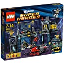 Lego Super Heroes - 6860 - Jeu de Construction - Batcave